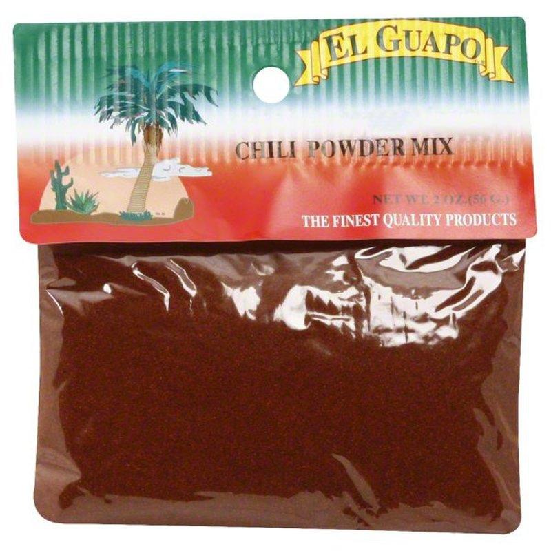 El Guapo Chili Powder Mix