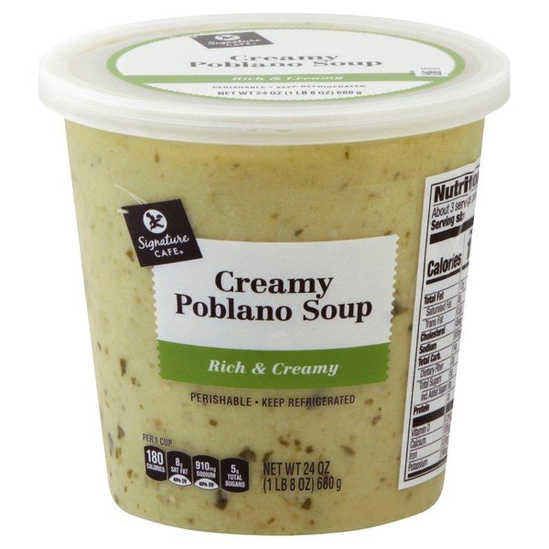 Signature Cafe Rich & Creamy Soup