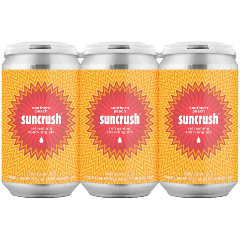 Suncrush Beer Grapefruit Kolsch