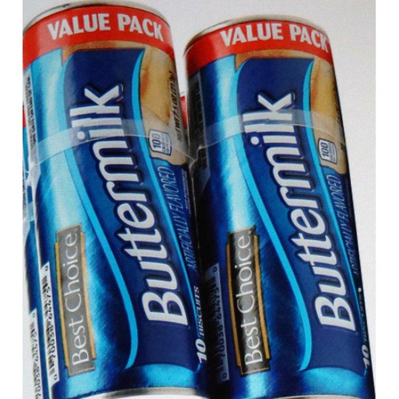 Best Choice Buttermilk Biscuits