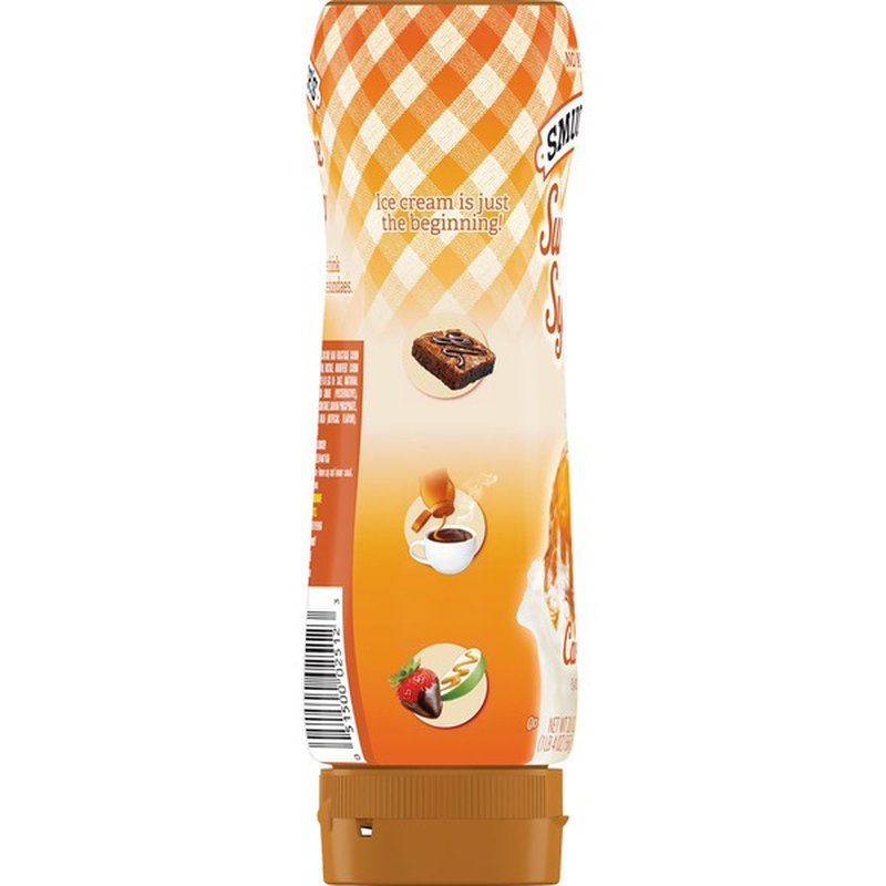 Smucker's Ice Cream Topping (20 oz) from Wegmans - Instacart
