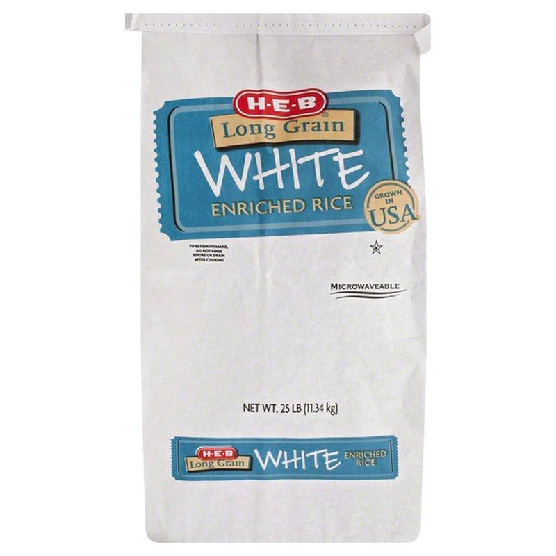 H-E-B Long Grain Rice