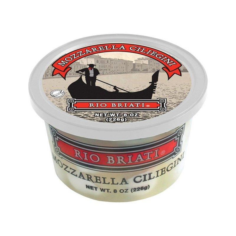 Rio Brati Fresh Mozzarella Ciliegini
