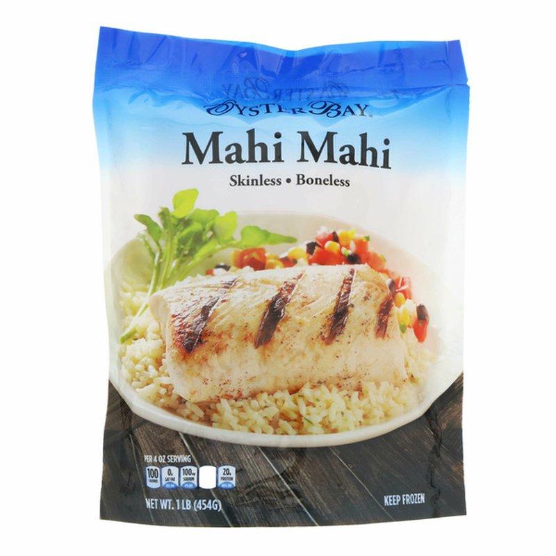 Ocean Jewel Frozen Fish Taco Mahi Chunks