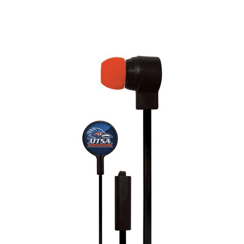 Mizco UTSA Stereo Earbuds