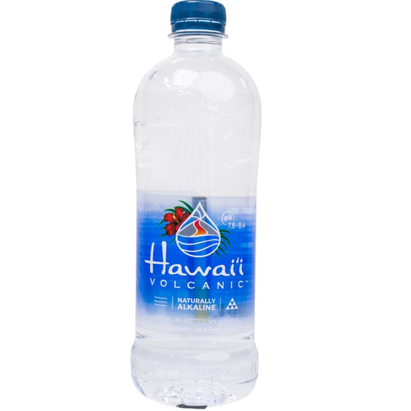 Hawaii Volcanic Water