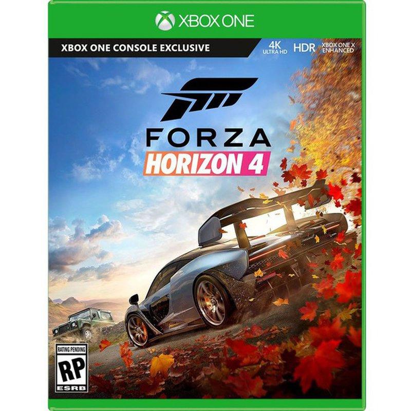Microsoft Forza Horizon 4 for XBox One Standard Edition Game