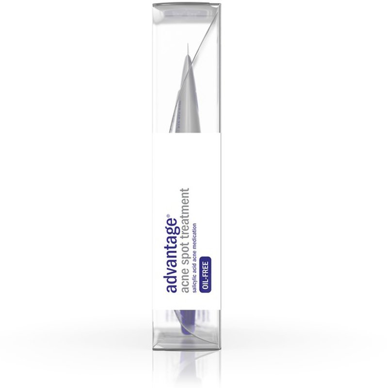 Clean Clear Advantage Acne Spot Treatment 0 75 Fl Oz Instacart