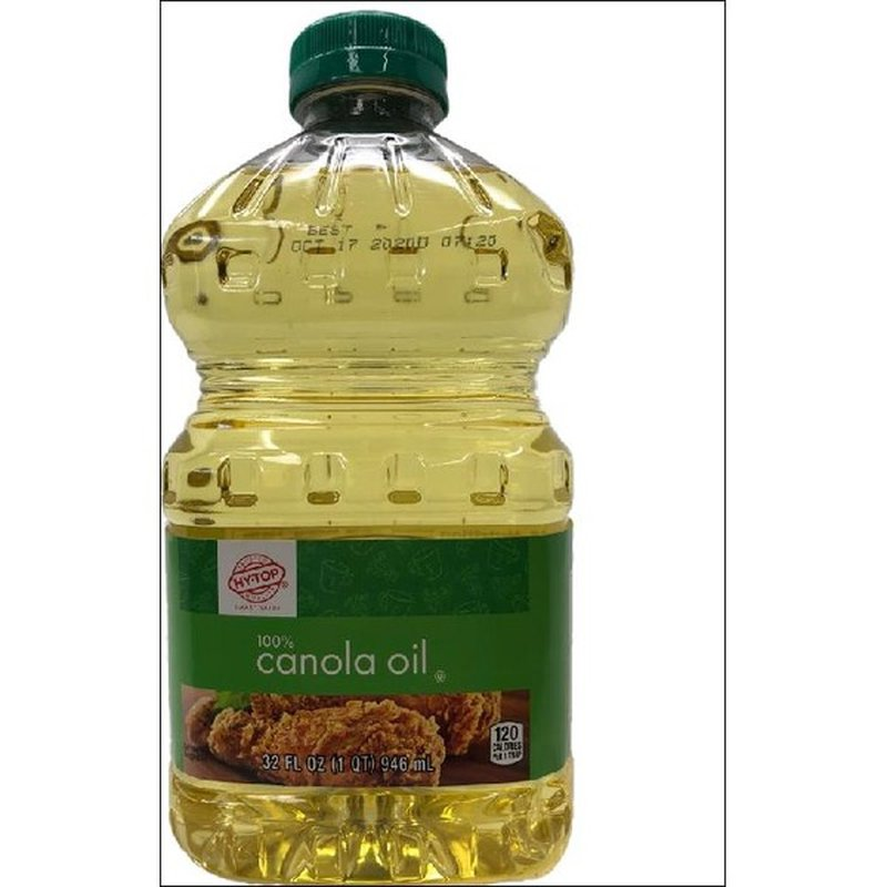 Hy-Top Canola Oil