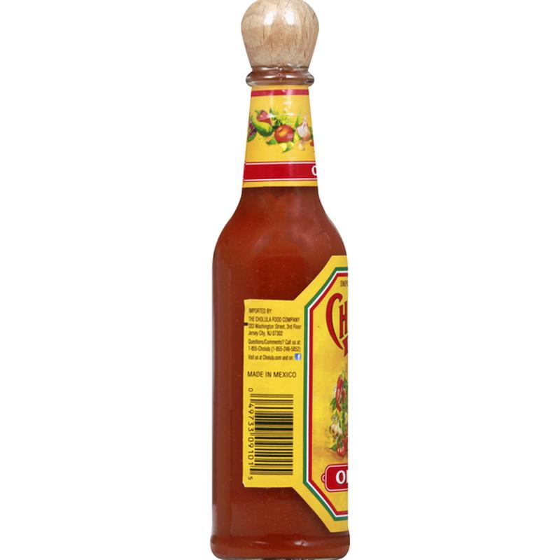 Cholula Hot Sauce, Original