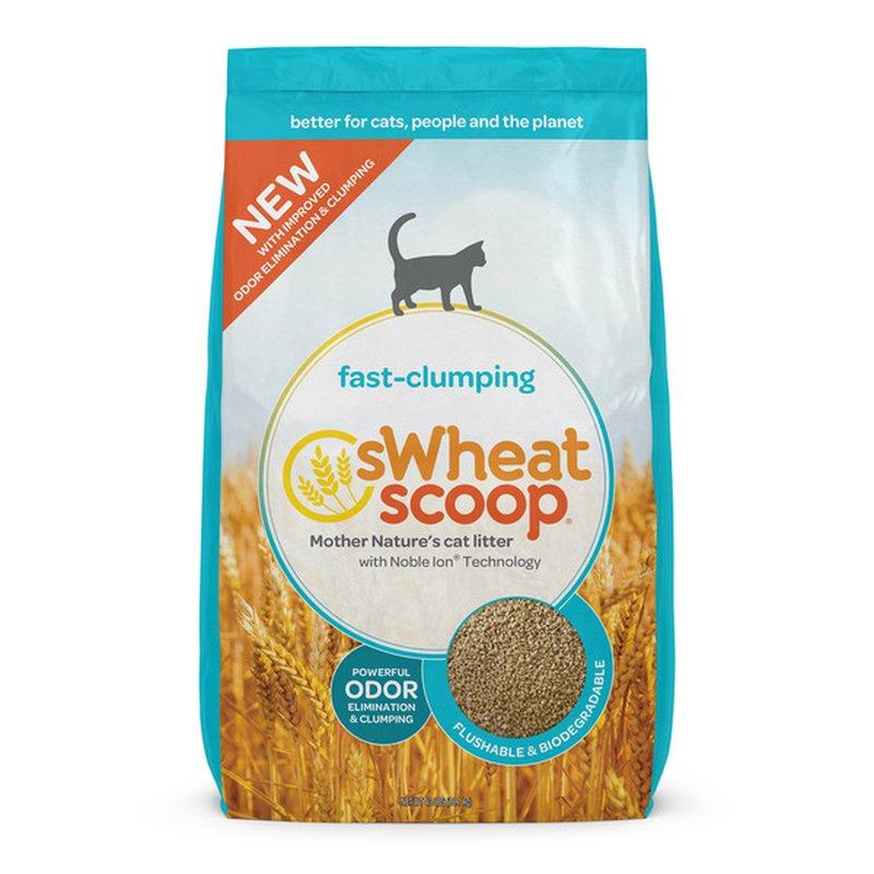 Swheat Cat Litter
