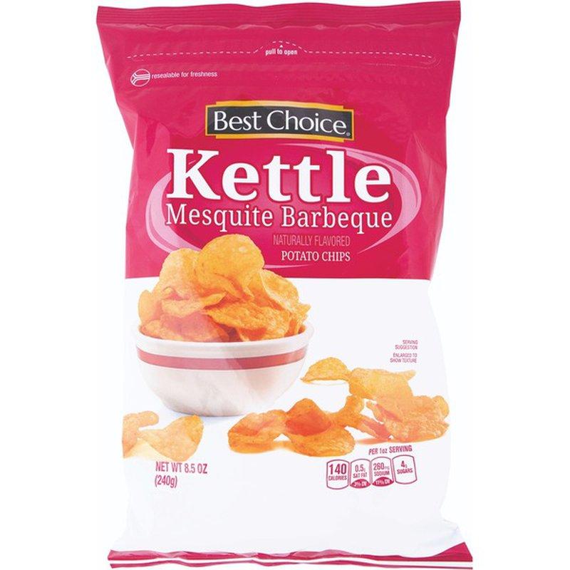 Best Choice Kettle Potato Chips