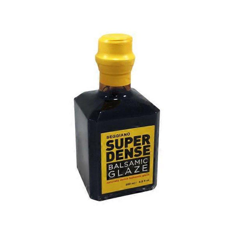 Seggiano Super Dense Balsamic Glaze Naturally Dense Balsamic Glaze 8 5 Fl Oz Instacart