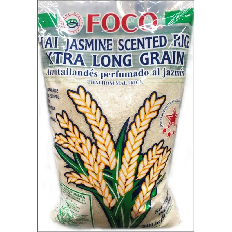 Foco Thai Jasmine Rice