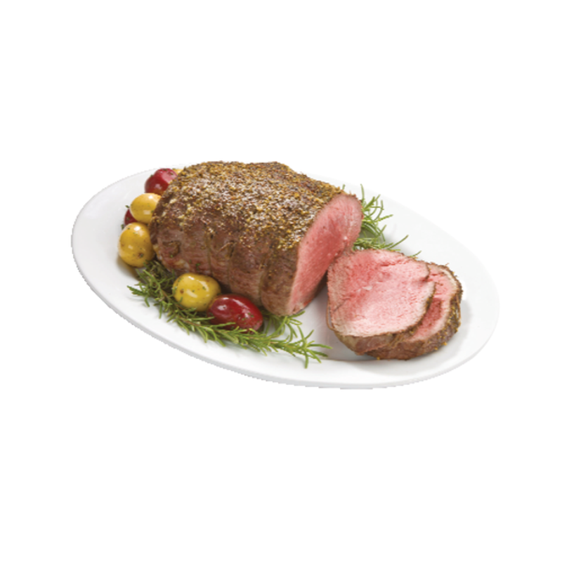 The Butcher Shop 100% Grass Fed Sirloin Tip Roast, Package