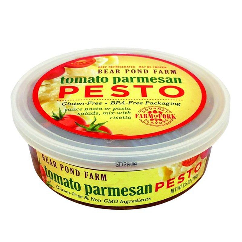Bear Pond Farm Sun Dried Tomato Pesto