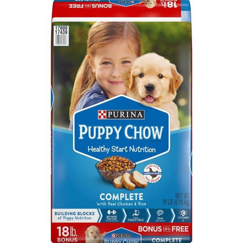 Purina Puppy Chow Dry Puppy Food