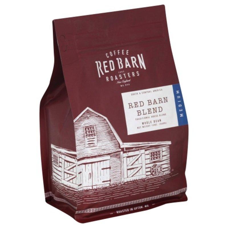 Red Barn Coffee Roasters Whole Bean Coffee