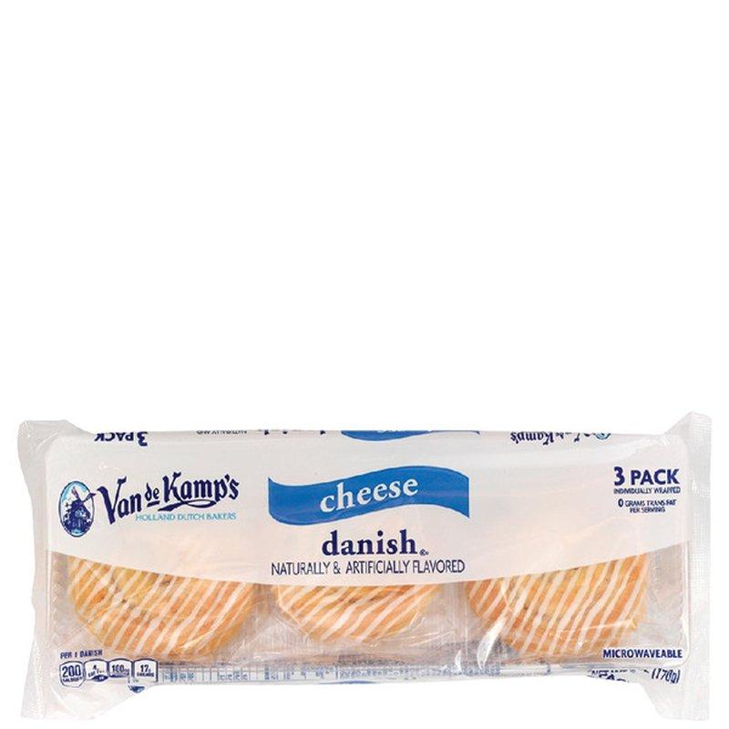 Van de Kamp's Cheese Danish