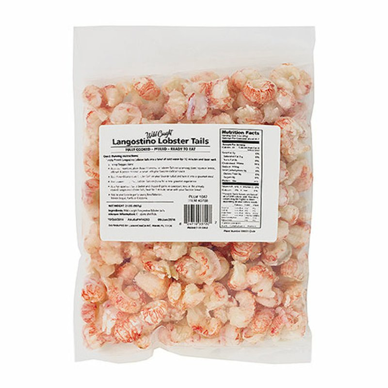 Wegmans Family Pack Wild Caught Langostino Lobster Tails & Meat