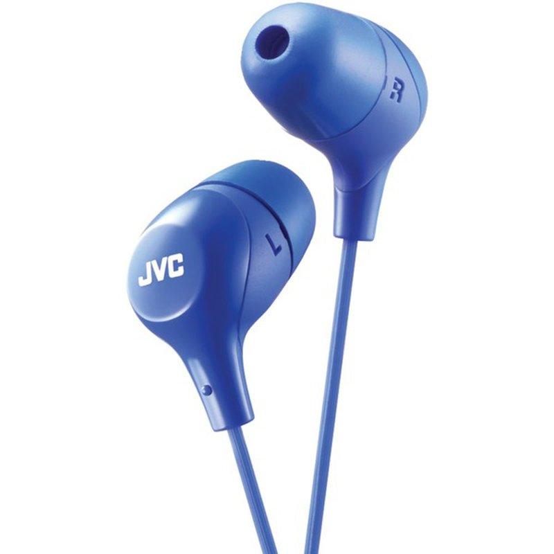 Jvc Blue Marshmallow In?Ear Earphones