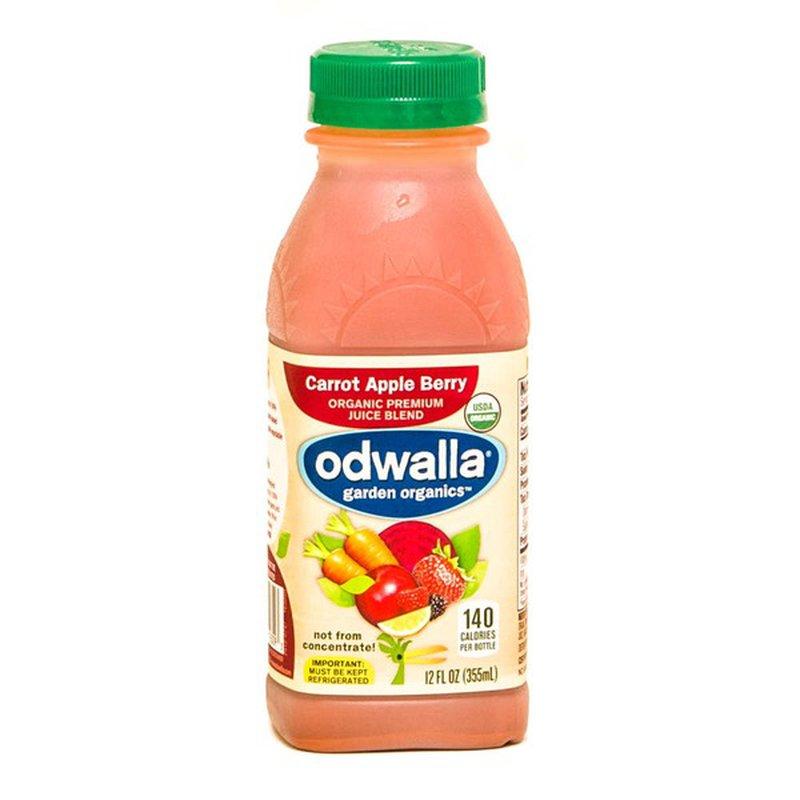 Odwalla Organic Carrot Apple Berry