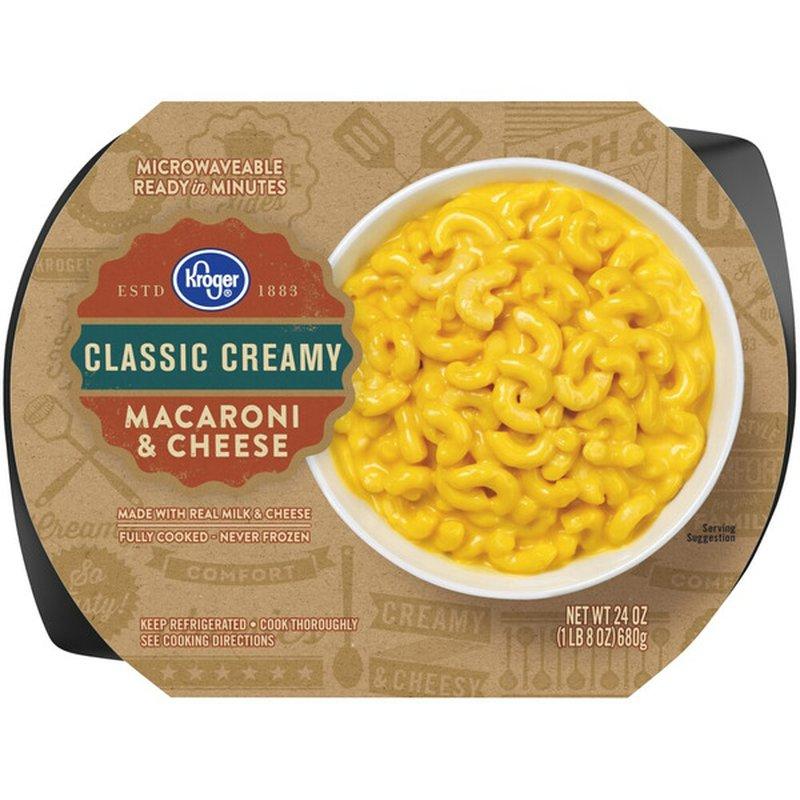 Kroger Macaroni & Cheese