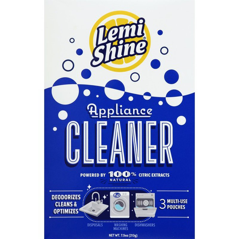 Lemi Shine Appliance Cleaner 7 5 Oz Instacart