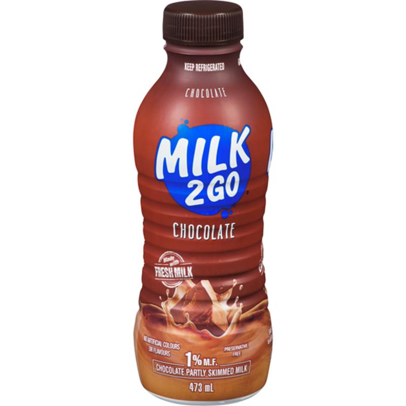 Chillin' Chocolate Milk