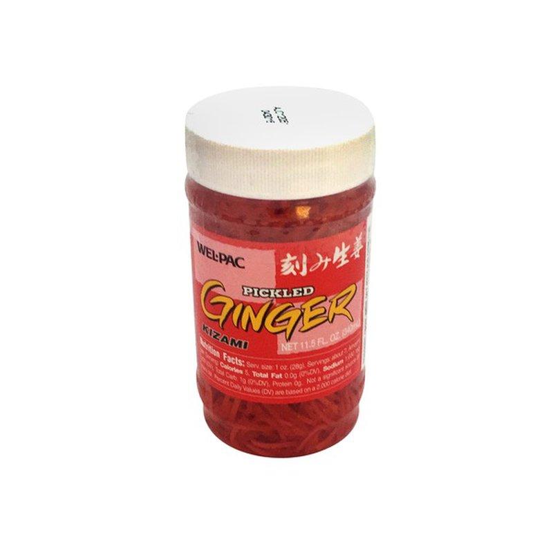 Wel-Pac Kizami Pickled Ginger