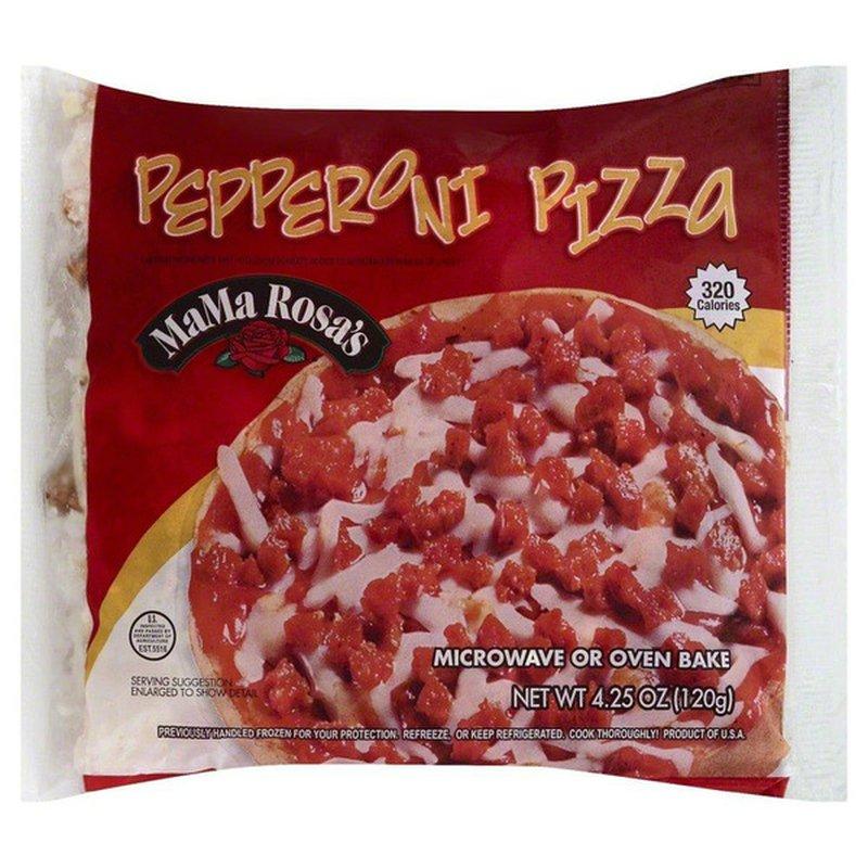MaMa Rosa's Mini Pepperoni Pizza