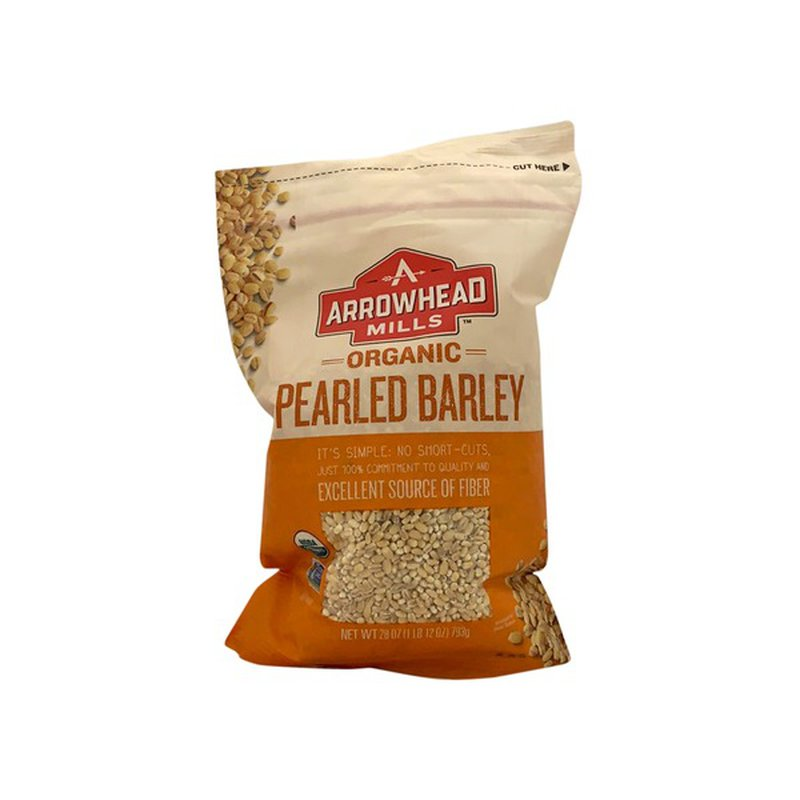 Arrowhead Mills Organic Pearled Barley