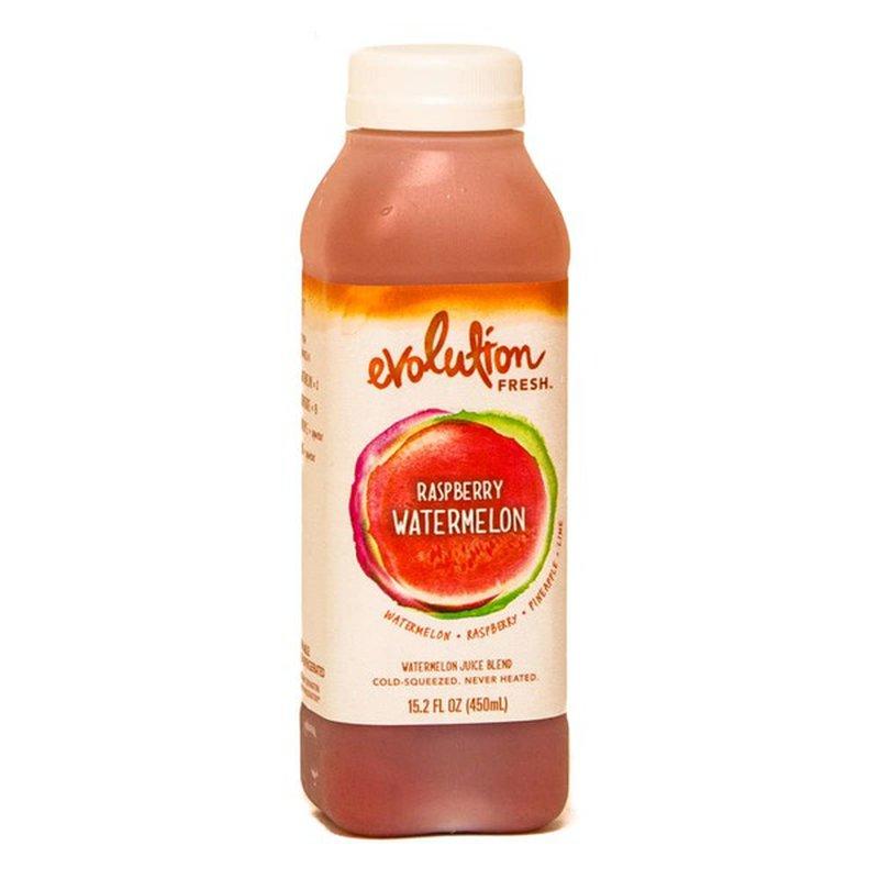 Evolution Fresh Raspberry Watermelon Watermelon Juice Blend