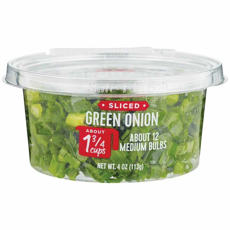 Fresh Sliced Green Onions