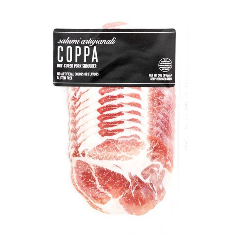Salumi Artigianali Dry-cured Pork Shoulder