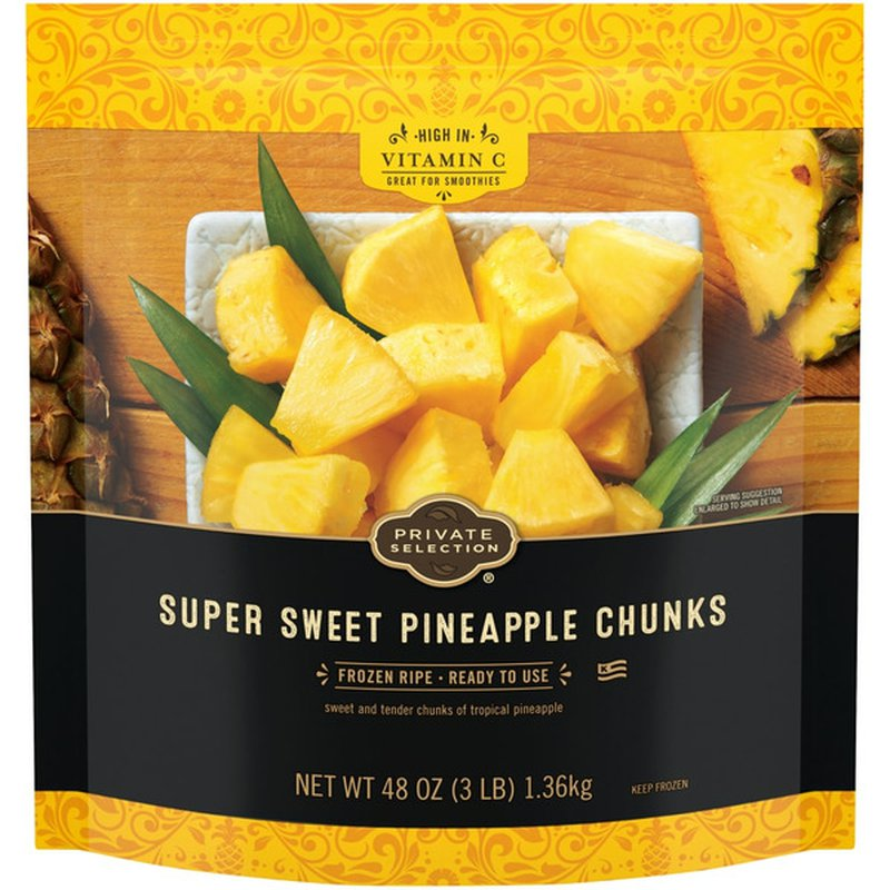 Private Selection  Pineapple Chunks