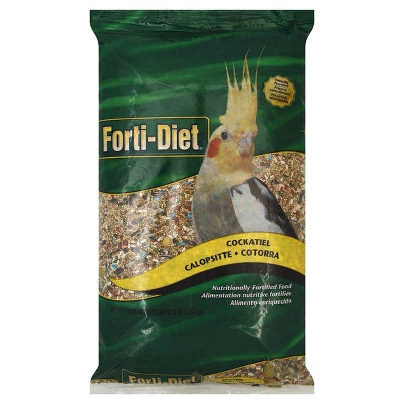 Kaytee Cockatiel Food, Nutritionally Fortified
