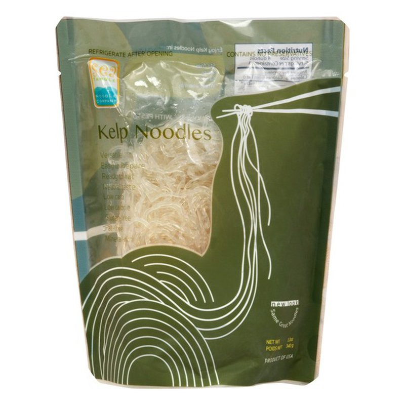 Sea Tangle Noodle Kelp Noodles