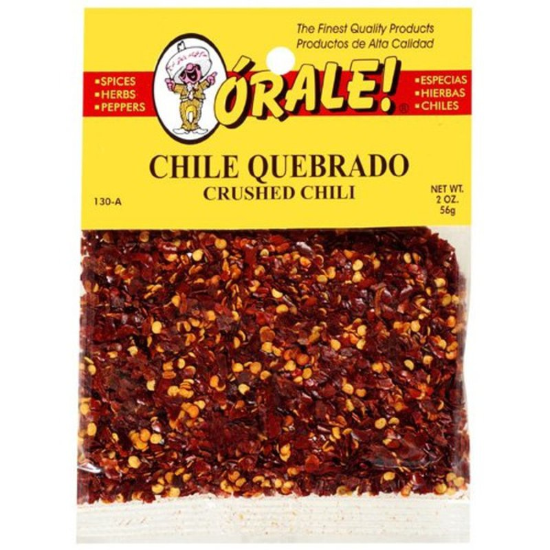 Orale! Ground Crushed Chili
