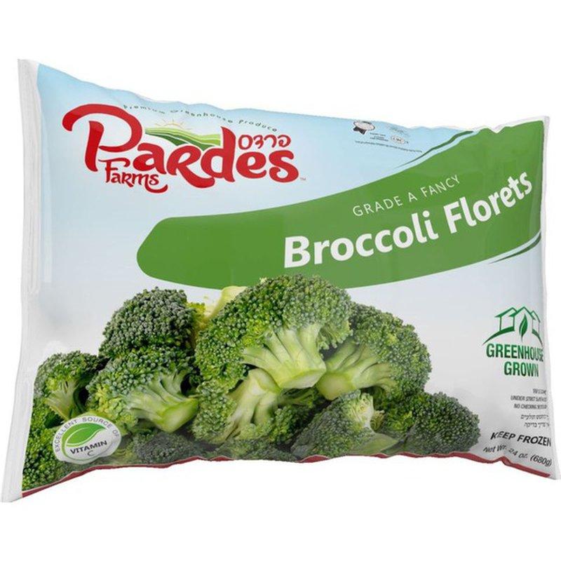 Pardes Farms Broccoli Floretst