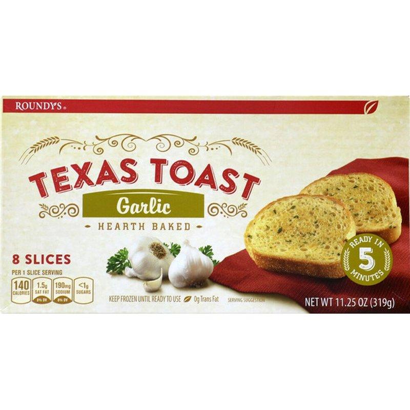 Roundy's Texas Toast, Garlic
