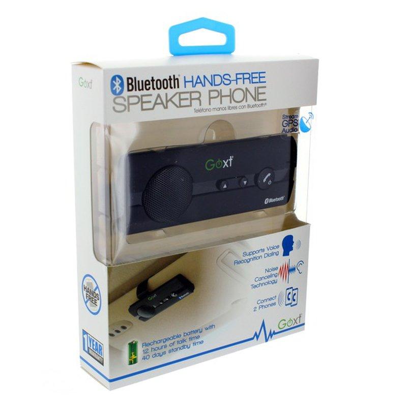 Custom Accessories Inc. Goxt Visor Mounted Bluetooth Speaker