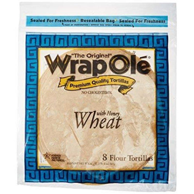 Ole Whole Wheat Tortillas/Wraps