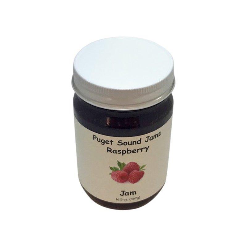 Puget Sound Jams Jam, Raspberry