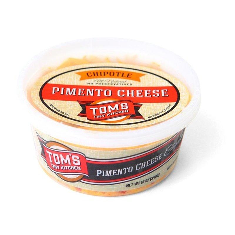 Tom's Tiny Kitchen Pimento Cheese