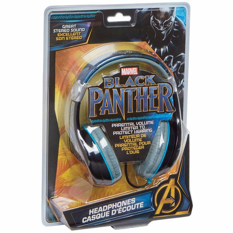 Kiddesigns Black Panther Headphones