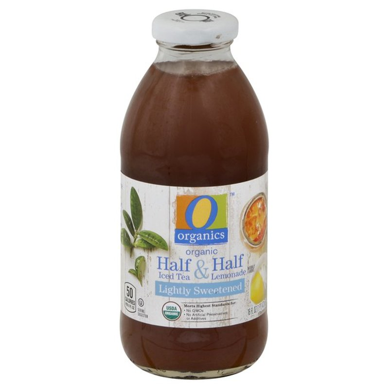 O Organics Organic Half Iced Tea & Half Lemonade