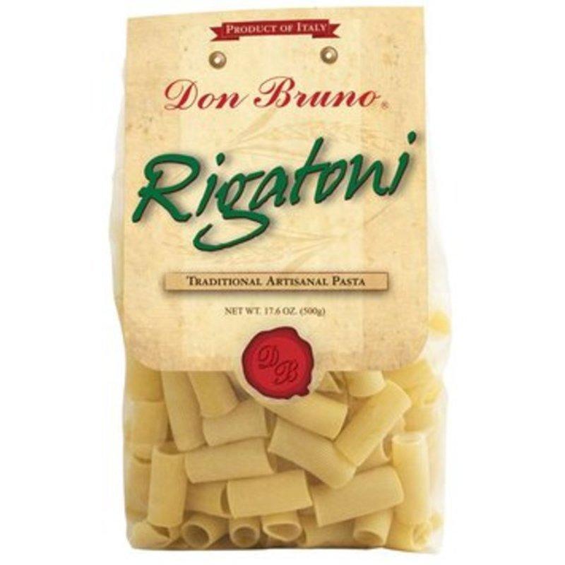 Don Bruno Rigatoni Traditional Artisanal Pasta
