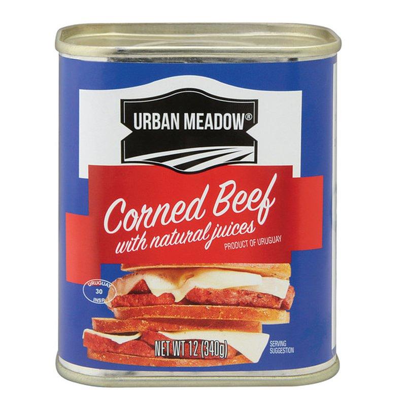 Urban Meadow Corned Beef