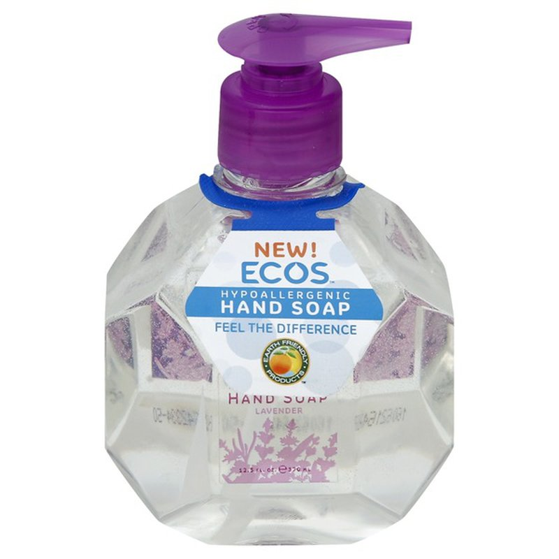 ECOS Hypoallergenic Hand Soap, Lavender